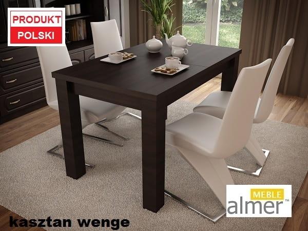 Stół ława S14 1304x50x80 W7660 Dwa Komplety Nóg